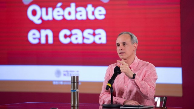 Pandemia de coronavirus podría alargarse hasta abril de 2021, en México: López-Gatell