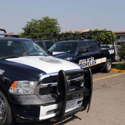 Matan a policía tras balacera en Yautepec, Morelos