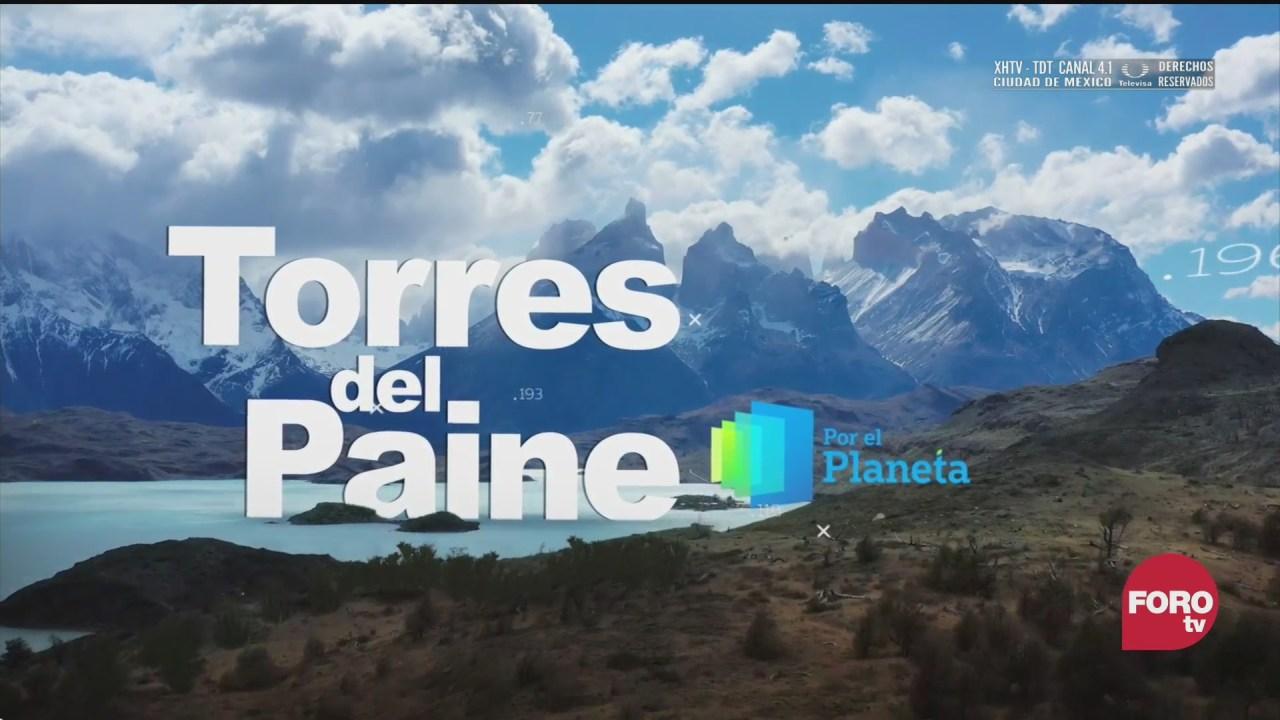 FOTO: 18 de julio 2020, por el planeta parque nacional torres del paine