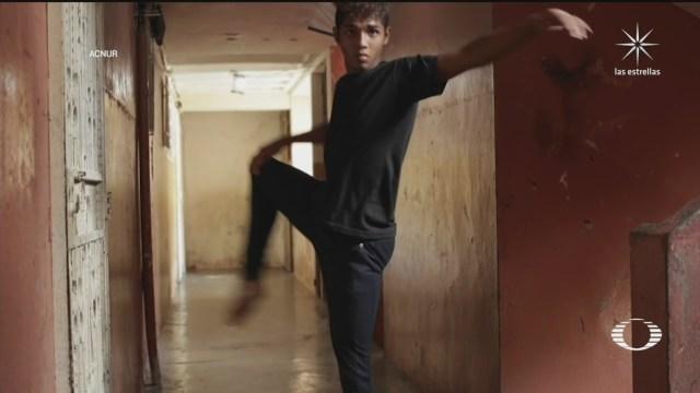 danza contemporánea creada durante el confinamiento