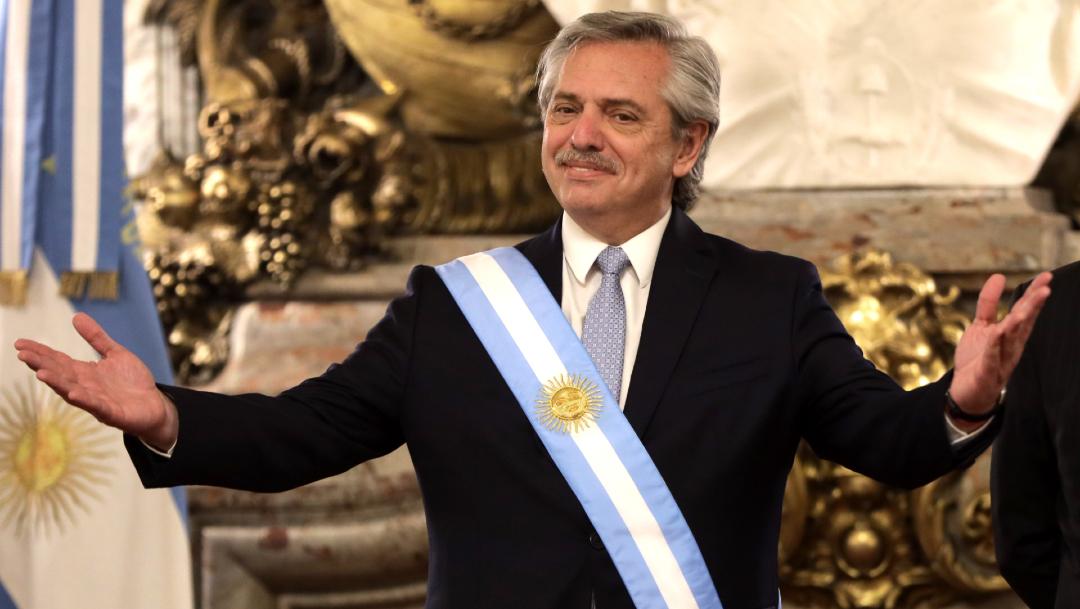 Presidente Alberto Fernández, Argentina