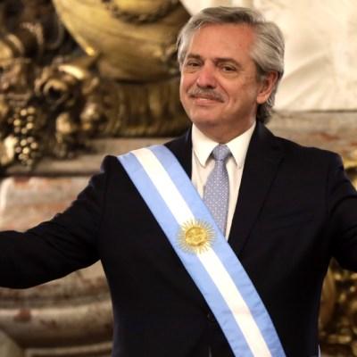 Presidente Alberto Fernández, Argentina presentará una nueva mejora a su oferta para el canje de la deuda