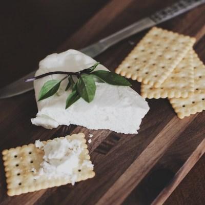 Así puedes preparar un delicioso queso crema en minutos