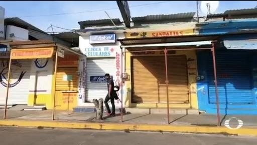 Loma Bonita Oaxaca regresa al confinamiento por coronavirus