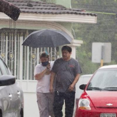 Remanentes de Hanna provocarán lluvias intensas en Zacatecas, Durango, Sinaloa y Jalisco