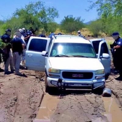Rescatan a dos personas secuestradas en San Luis Río Colorado, Sonora y detienen a dos plagiarios