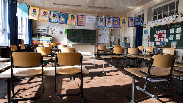 Dónde revisar los resultados de las preinscripciones en puebla; salón de clases