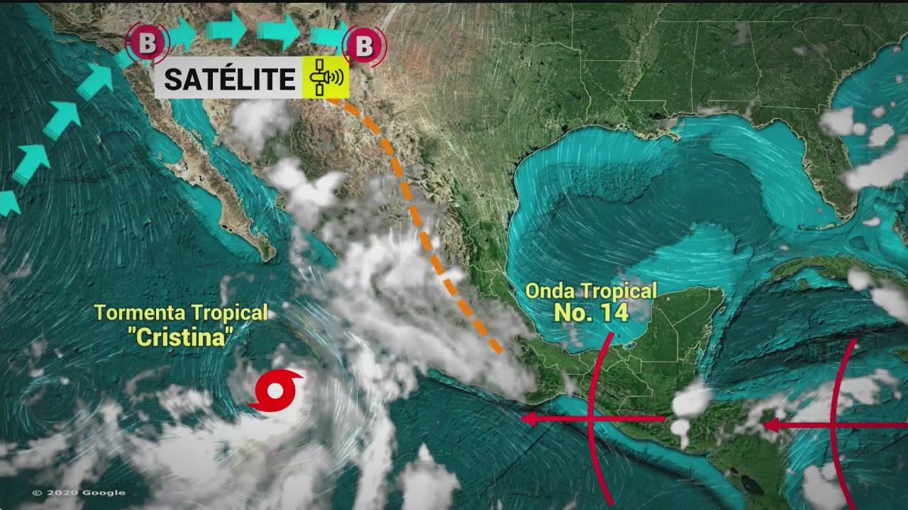 FOTO se preven hasta 50 milimetros de lluvia en gran parte de mexico proteccion civil