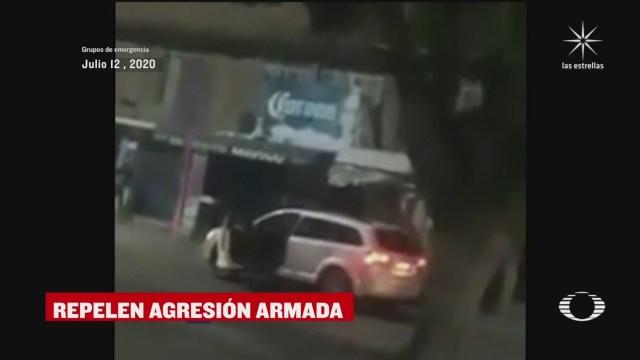 enfrentamiento registrado en leon guanajuato