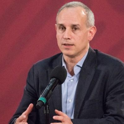 Semáforo COVID-19 se presentará cada 15 días, confirma López-Gatell