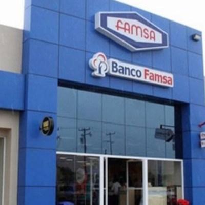 Revocan licencia a Banco Famsa tras quiebra