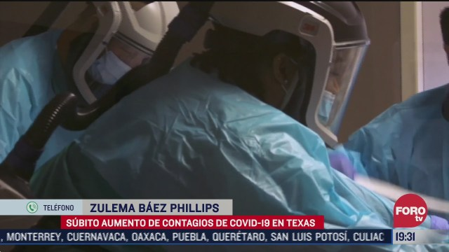 FOTO: 4 de julio 2020, texas retoma medidas de confinamiento por rebrote de covid
