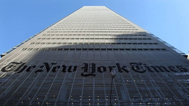 The New York Times trasladará parte de su sede de Asia de Hong Kong a Seúl