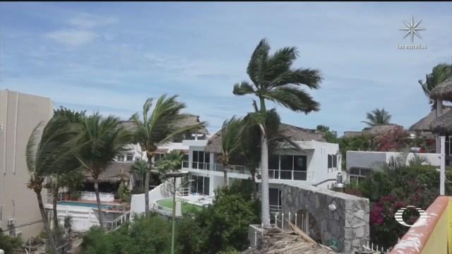 FOTO: 7 de julio 2020, tormenta tropical cristina se desplaza a costas de colima y michoacan