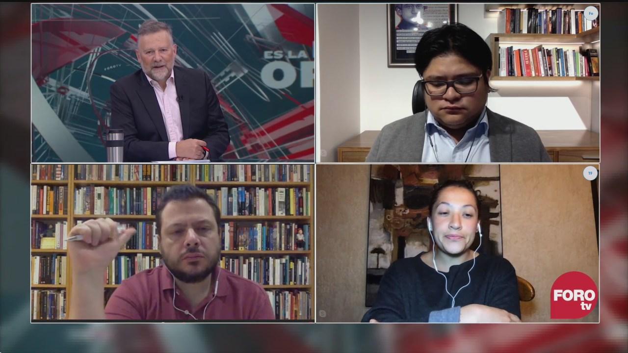 Leo Zuckermann, Paula Sofía Vázquez, Carlos Bravo Regidor y Gibrán Ramírez analizan el desarrollo del caso de Emilio Lozoya