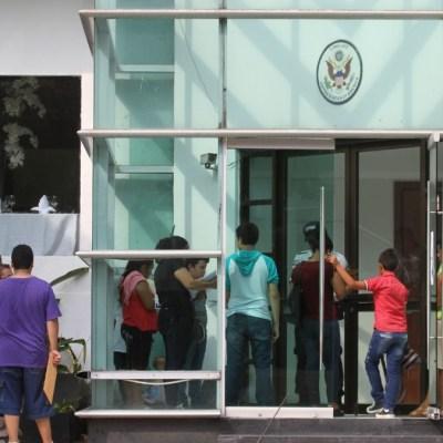 EEUU entregará visas a estudiantes mexicanos