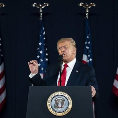 """Trump asegura que EEUU está """"de camino a la victoria"""" pese al aumento de contagios de COVID-19"""