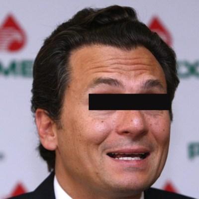 Vuelo que traslada a México a Emilio Lozoya sale de Canadá
