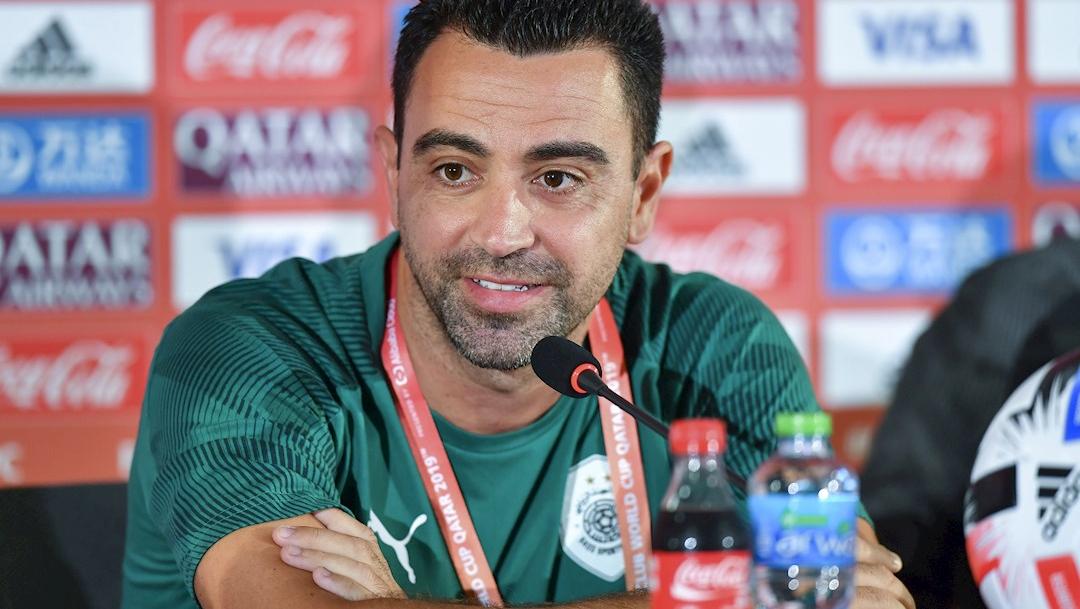El exjugador del Barcelona y de la selección española Xavi Hernández da positivo a COVID-19