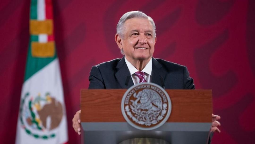 3 agosto, el presidente López Obrador en conferencia de prensa
