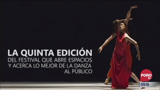 5ta edicion del festival internacional de danza contemporanea