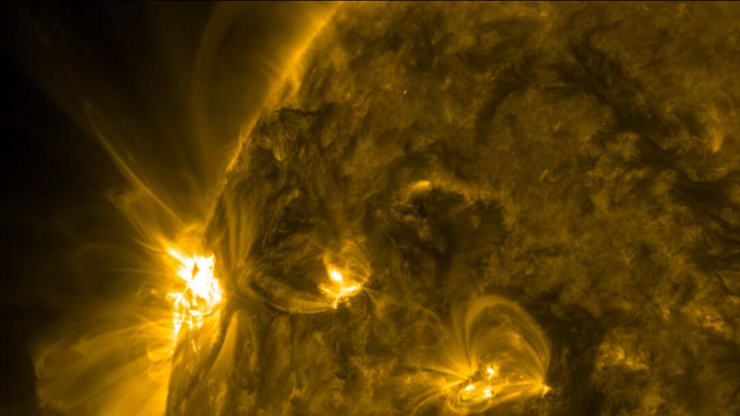 Investigación sobre pronosticar grandes erupciones solares