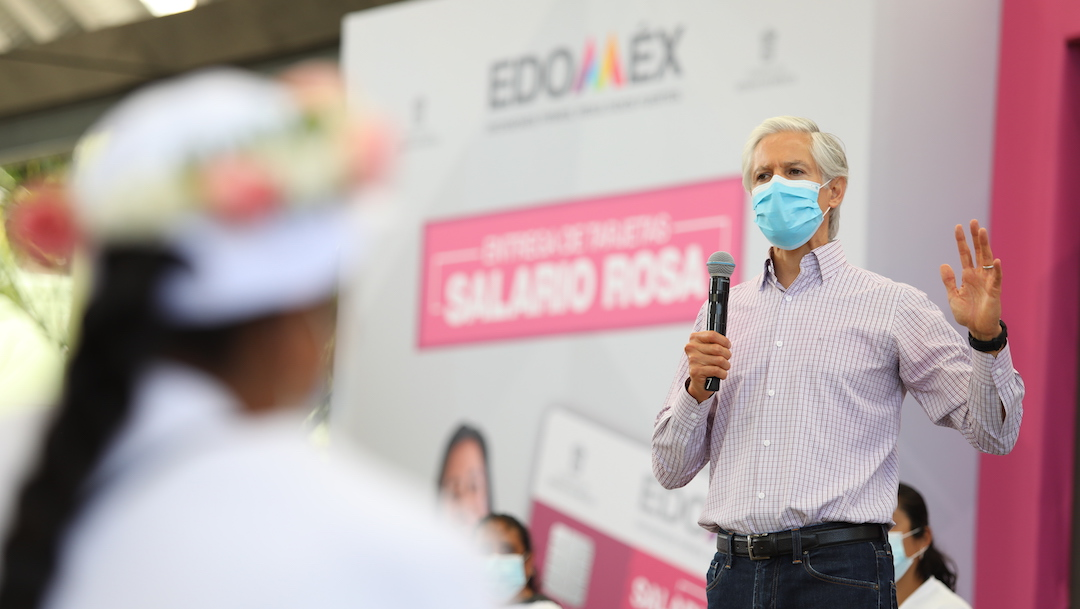 Alfredo Del Mazo Explica Regreso Clases Edomex