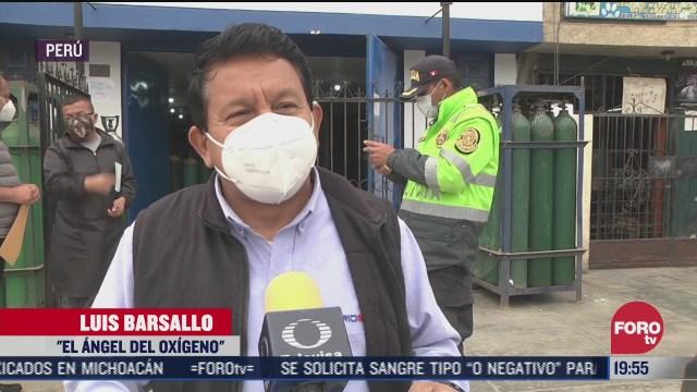 altos precios de tanques de oxigeno agudizan crisis en peru