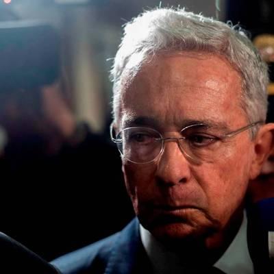 Colombia ordena detención del expresidente Álvaro Uribe