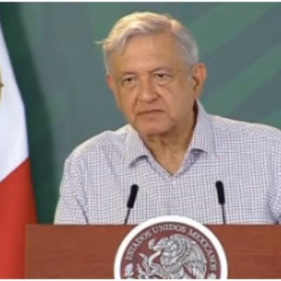 AMLO vuelve a supender evento en Tamaulipas por falta de sana distancia