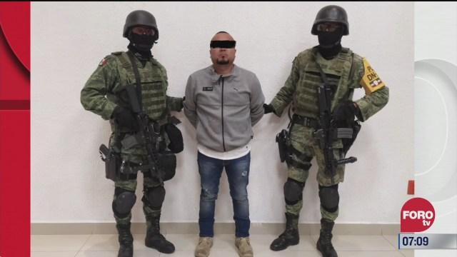analisis sobre la detencion de el marro en guanajuato