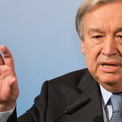 ONU pide reabrir escuelas en cuanto se controle el COVID-19 para evitar una 'catástrofe generacional'