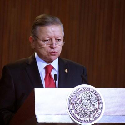 Arturo Zaldívar, presidente de la SCJN, urge a aprobar reforma al Poder Judicial