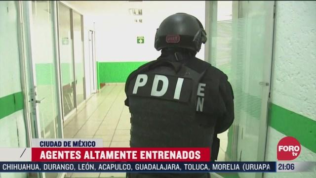 asi entrenan los agentes especiales de la policia cdmx