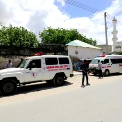 Diez muertos en ataque a base militar en la capital de Somalia