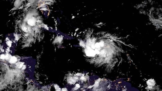Las autoridades de Bahamas mantienen la alerta para este domingo 23 de agosto por el paso de la tormenta tropical 'Laura'