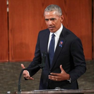 Barack Obama asegura que Trump 'nunca se tomó en serio el cargo'