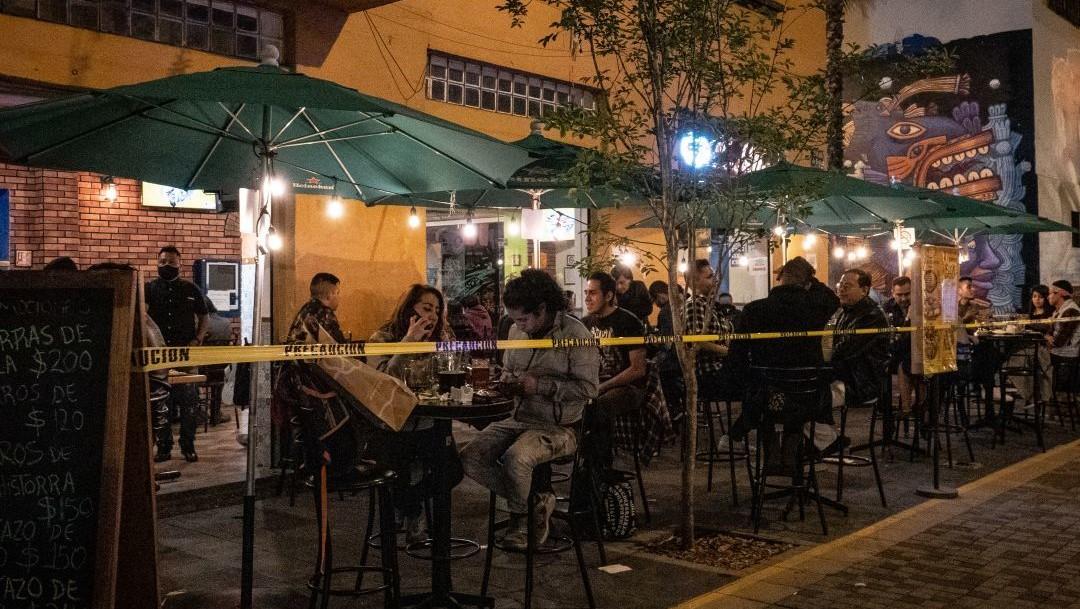 bares en la Ciudad de México