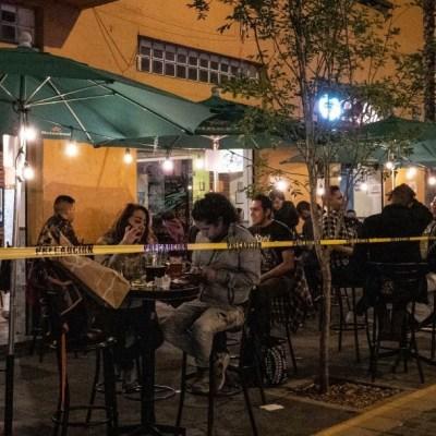 Piden reapertura de bares en México para evitar fiestas clandestinas