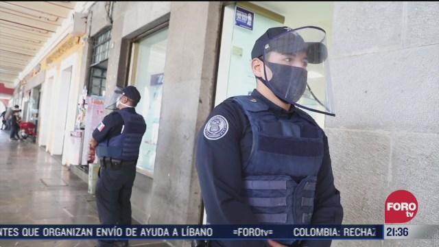 apoyo psicológico a policías de CDMX