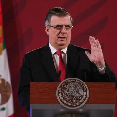 México participará en fase 3 de vacuna rusa contra COVID-19: Ebrard