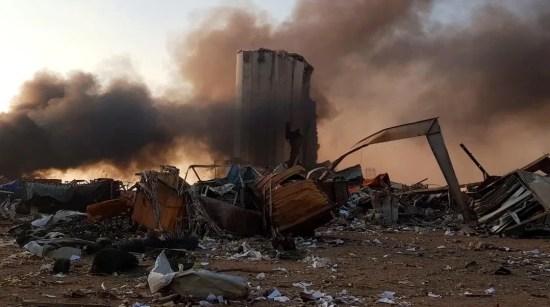 Explosión en Beirut: todo lo que se sabe de la catástrofe