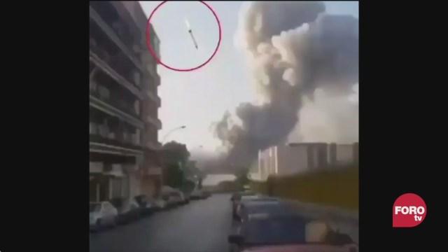 causas de la explosion en beirut la paparrucha del dia