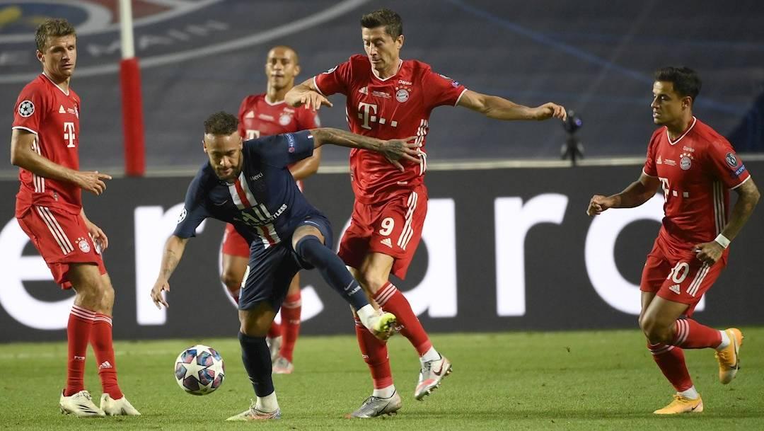 Bayern München gana la Champions League tras vencer al PSG ...