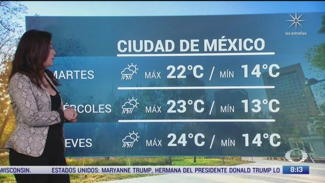 clima al aire preven lluvias fuertes en la cdmx