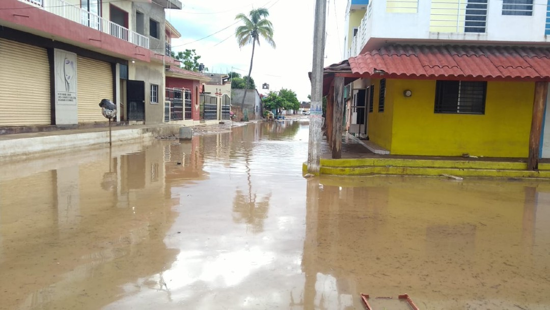 Declaran estado de emergencia en municipios de Jalisco tras paso de 'Hernán'