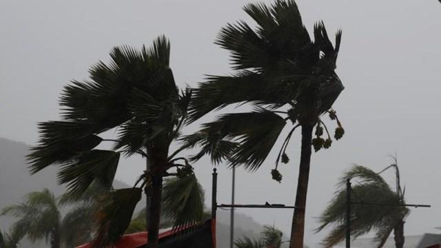 'Marco' se degrada a depresión tropical tras tocar tierra en EEUU
