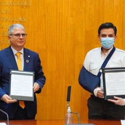 IMSS firma acuerdo para comprar medicamentos a mejores precios