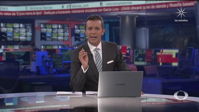 José Luis Arévao anuncia que descongelan cuentas de presunta operadora del cjng