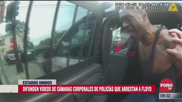 difunden video de arresto de george floyd